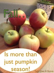 Fall-apple